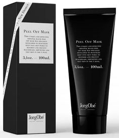 JorgObé The Original Peel Off Mask - VITA.NO