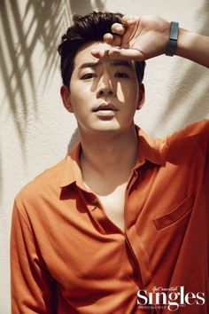 Lee Sang Yoon Looks Sexy for Sep'14 Singles Magazine, pictorial filmed at Malaysia Langkawi's Four Seasons Hotel