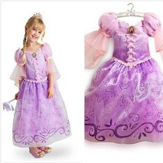 $8.79 (Buy here: https://alitems.com/g/1e8d114494ebda23ff8b16525dc3e8/?i=5&ulp=https%3A%2F%2Fwww.aliexpress.com%2Fitem%2FFantasia-Vestidos-2014-Children-Kids-Cosplay-Dresses-Rapunzel-Costume-Princess-Wear-Perform-Clothes-HOT-Sale-free%2F32309880956.html ) Fantasia Vestidos,2016 New Children Kids Cosplay Dresses Rapunzel Costume Princess Wear Perform Clothes HOT Sale free shipping for just $8.79