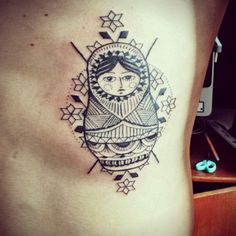 #tattoofriday - Matheus Dias / Dias Design