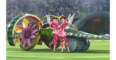 Pixie Hollow Games Movie Review
