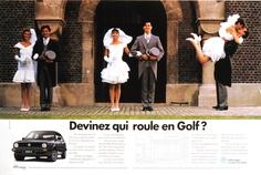VW Golf (1989)