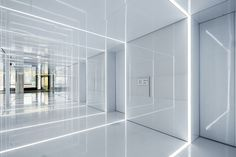 Lightscaping: light as building material in contract spaces and beyond