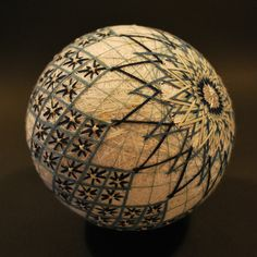 Temari A Work of Art inspiration