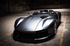 This sexy beast is actually called the Beast. It comes from Californian startup Rezvani, which this week launched on the market the stunning track-focused sports car. It's an ultra-exclusive, carbon fiber-bodied track weapon with 500 horsepower on tap, and it can be yours for $165,000. Just...