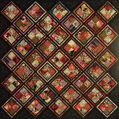 Chinese Magic Quilt Pattern Willow Brook Quilts DIY Quilting Sewing. $11.00, via Etsy.