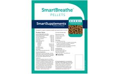 SmartBreathe® Pellets - Equine Respiratory Supplements from SmartPak Equine