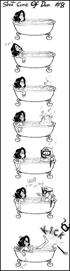 Short Comic Of Doom - 8 by gilll on DeviantArt