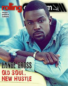 Lance Gross Covers Rolling Out Magazine, Dishes On Latest Film, Having Children & Female Fans