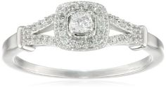 10k White Gold 1/5 cttw Diamond Engagement Ring, Size 8 Amazon Curated Collection,http://www.amazon.com/dp/B009P1GXPG/ref=cm_sw_r_pi_dp_dyq9sb1DZ60YYGZE