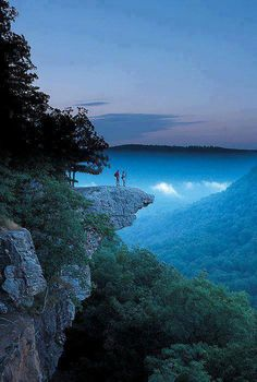 Whitaker Point, Arkansas.I want to go see this place one day.Please check out my website thanks. www.photopix.co.nz