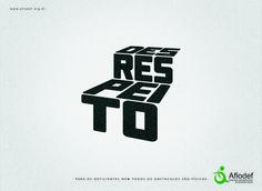 Cliente: AFLODEF Anúncio: Para os deficientes, nem todos obstáculos são físicos.  Finalista no Prêmio Catarinense de Propaganda.