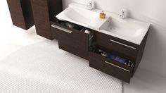 Marsylia. #elita #meble #elitameble #lazienka #marsylia #bathroom #furniture