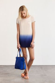 Ombre dress - love this!!