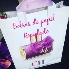 Bolsas de regalo en papel reciclado #giftbags