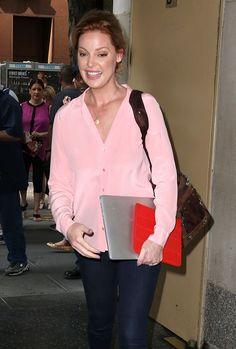 Katherine Heigl Grey's Anatomy Return Not Happening: Shonda Rhimes Won't Bring Back Izzie Stevens Character - She's Dead To Her!