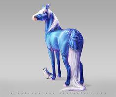 Blue Jay by ~AlsaresNoLynx on deviantART