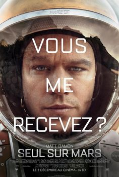 Seul sur Mars (Ridley Scott) 2015