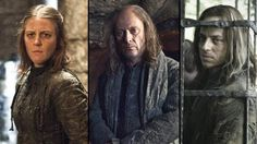 Some of the new Game of Thrones Cast
