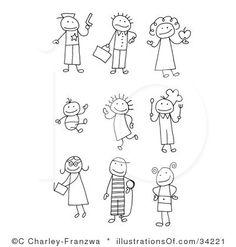 stick+figure+clip+art | moststick figure children clip program beganstick figure children of ...