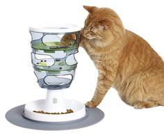 Миска-головоломка Catit Design Senses Feeding Maze, Размер: 24х27х24,5 см, http://catville.ru/miski/1774-miska-golovolomka-catit-design-senses-feeding-maze.html