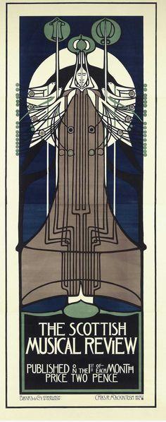 Charles Mackintosh. 1896