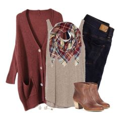Afbeeldingsresultaat voor how to wear bordeaux red cardigan