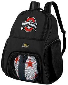 837eb42dccfd OSU Soccer Backpack or Ohio State Volleyball Bag - Walmart.com. Ball ...