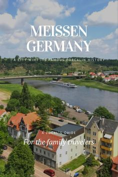 Meissen is a picturesque town including the impressive castle. It is famous for the manufacture of porcelain and surrounded by vineyards of the Elbe valley. Check out this Porcelain City Walking Tour. #meissen #meißen #meissenoldcity #altestadt #germany #dresden #porcelain #europe #elbe #traveltips #travelblogger #destination #daytrips #weekendtrip #德国 #Deutschland #roadtrip #thingstodo #familywithkids #familytravel Backpacking Europe, Europe Travel Guide, Travel Guides, Travel Destinations, European Destination, European Travel, Germany Photography, Travel Photography, Bucket List Europe