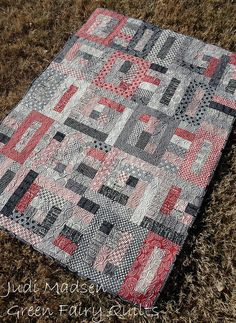 mama said sew jelly roll quilt - Google Search