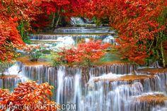 31 Best Gambar Pemandangan Alam Images Waterfalls Destinations