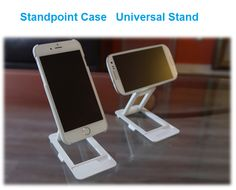 STANDPOINT: The World's Most Advanced Hands-Free Case! by Rob Drakos — Kickstarter