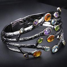 Dream Rain Vintage Bangle Bracelet