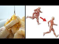 Iss Honig und Bananen und das wird mit deinem Körper passieren! - YouTube