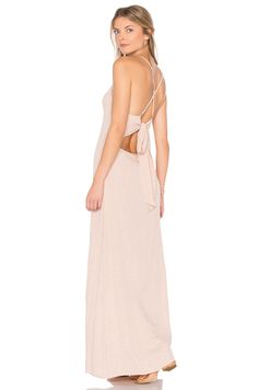 39d20549cb8 Shop for FLYNN SKYE Adaline Maxi Dress in Beige Orbit at REVOLVE.