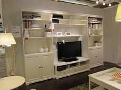 ikea built in entertainment center | Support Call: 888-938-4977