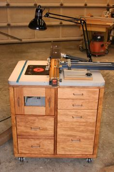 my ultimate router table 2.0