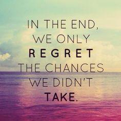 << take a chance >>
