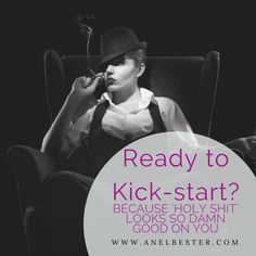 Kick-start - 30 days to zero limitations.  Because you were never born to follow the 'realistic' laws of possibilities.