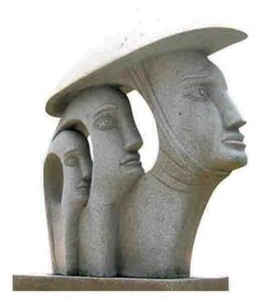 escultura abstrata - Pesquisa Google