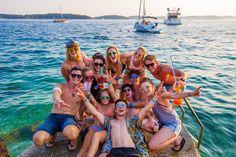 Yacht life, Hvar, Croatia TravelBreak