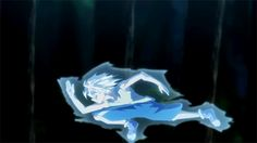 Killua Zoldyck using Godspeed        ~Hunter X Hunter
