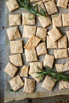 Making healthy crackers at home is a total breeze! Flavor them with your favorite herbs and spices. Instructions included for oil-free or with olive oil. #homemadecrackers #oilfree #wholewheatflour Healthy Crackers, Homemade Crackers, How To Make Crackers, Wheat Crackers, Plant Based Snacks, Wheat Thins, Onion Dip, How To Dry Rosemary, Vegan Appetizers