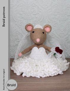 My bride pattern. Bruid patroon. €2,95