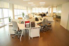 Oficinas de Natura – Open Office http://www.espaciotradem.com/oficinas-de-natura-open-office-538/