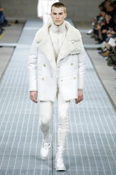 Dirk Bikkembergs Fall 2017 Menswear Collection Photos - Vogue