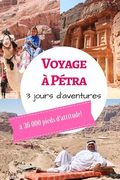 Voyage à Pétra avec Abraham Tours en Jordanie