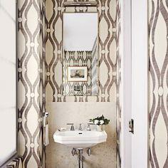 Contemporary Bathroom by Timothy Whealon Inc.