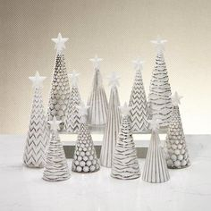 LED Glass Decorative Tree Select size and style from dropdown below Small Dimensions: x Medium Dimensions: x Large Dimensions: x Cone Christmas Trees, Christmas Clay, Christmas Ornament Crafts, Christmas Projects, Ceramic Christmas Decorations, Ceramic Christmas Trees, Xmas Decorations, Holiday Decor, Pottery Handbuilding
