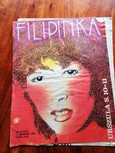 Licytacja - FILIPINKA 8SZT CZASOPISMO PRL - Stare Budy - Allegro Lokalnie Cover, Art, Art Background, Kunst, Performing Arts, Art Education Resources, Artworks